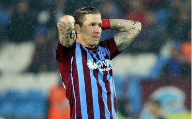 Kucka, Trabzonspor'dan ayrıldı!