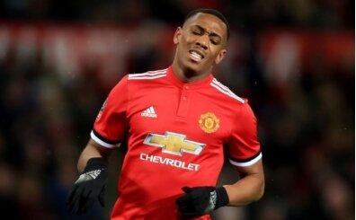 Martial, Manchester United'a soğuk bakıyor