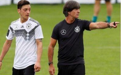 Löw'den Mesut Özil açıklaması! 'Hayal kırıklığı...'
