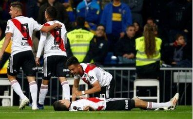 Tarihi finalde River Plate'ten geri dönüş! Şampiyon...