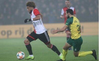 Feyenoord'un serisi sona erdi!