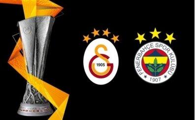 UEFA Avrupa Ligi kura çekimi hangi kanalda saat kaçta? Galatasaray ve Fenerbahçe'nin muhtemel rakipleri