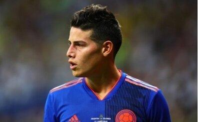 Atletico Madrid: 'James Rodriguez'i istemedik'