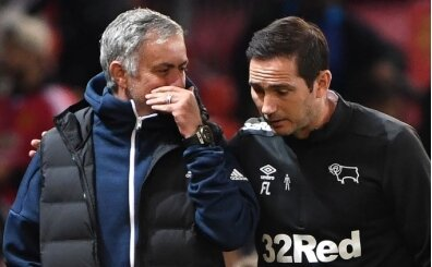 Lampard: 'Jose Mourinho beni etkiledi'
