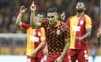 'Falcao'nun Galatasaray hikayesi büyüleyici başladı'