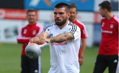 Beşiktaş'ta Pedro Rebocho'nun forma inadı