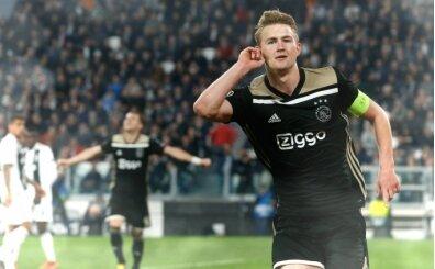 Matthijs de Ligt, Torino'ya gidiyor!