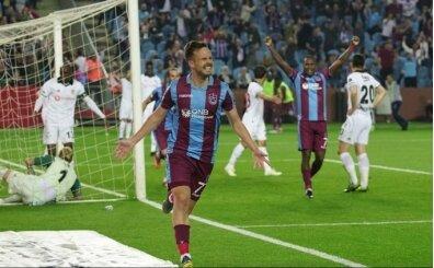 Trabzonspor'da Filip Novak'tan aynı tarife