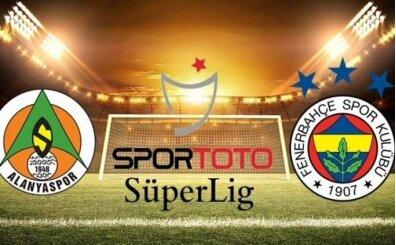 bein sports 1 hd izle, Alanya FB maçı izle, Alanyaspor Fenerbahçe maçı kaç kaç?
