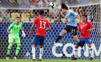 Copa America'da çeyrek finalistler belli oldu!