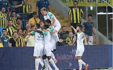 Bursaspor, 10 maçtır Fenerbahçe galibiyetine hasret