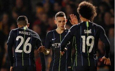 Manchester City, turu ikinci yarıda geçti!