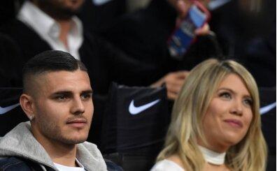 Wanda Nara: 'Mauro Icardi, Inter'de kalacak!'