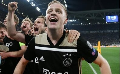 Ajax, Van de Beek için 60 milyon euro istedi!