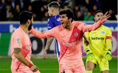 Barça'nın şampiyonluğa 1 adımı kaldı!