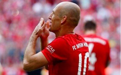 Arjen Robben: 'En iyi kararım Bayern Münih'