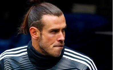 Gareth Bale, Bernabeu'ya 'Elveda' bile demedi!