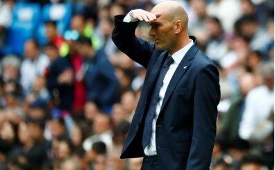 Zidane: 'Bu sezonun en güzel şeyi, bitmesi!'