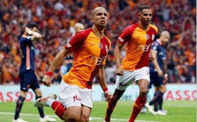 Galatasaray'ı şampiyonluğa 'kanat'ları uçurdu!