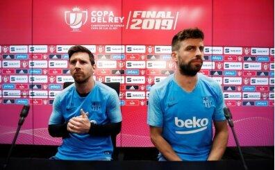 Leo Messi'den Griezmann sorusuna flaş cevap!