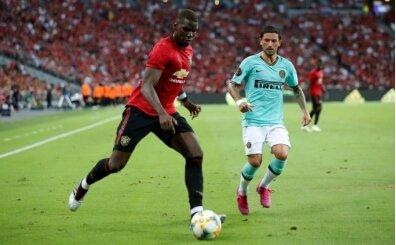 Manchester United, Inter'i tek golle devirdi