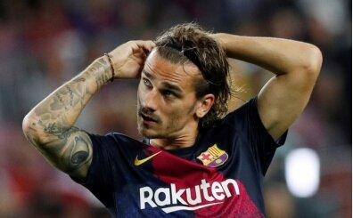 Barça'yı zora sokacak Griezmann mektupları!