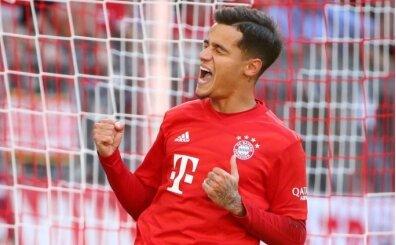 Coutinho perdeyi açtı, Bayern fark yaptı!