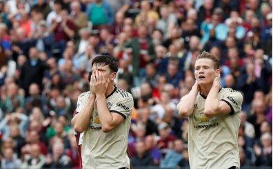 Manchester United'da işler iyi gitmiyor!