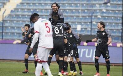 Osmanlıspor'da Özköylü şova devam ediyor! 7 maç...