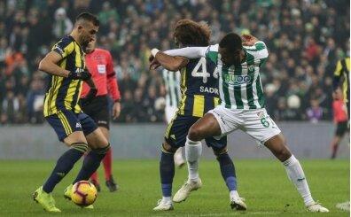 Bursaspor'da Başakşehir maçı öncesi Sakho sevinici