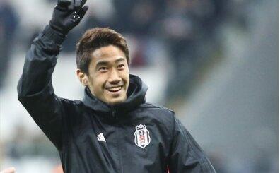 Beşiktaş, Kagawa'nın tişörtünü çıkardı