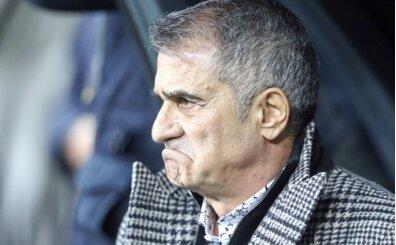 Beşiktaş'ta Şenol Güneş dönemi bitiyor