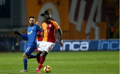 Galatasaray'da 124 milyon liralık Diagne paniği