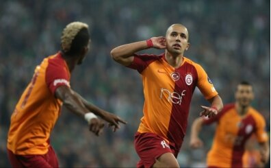 Sofiane Feghouli: 'O gol bize şampiyonluğu getirecek'