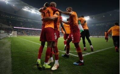 Bursaspor kampta o filmi izledi, Galatasaray nakavt etti