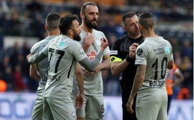 Muric: 'Musa penaltı yok, çekmedim dedi'