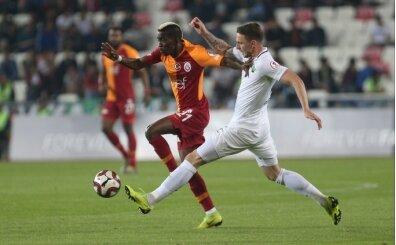 Galatasaray'ın Süper Kupa'daki rakibi Akhisarspor!