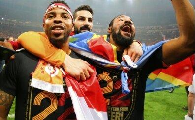 Galatasaray'da şampiyonluk formülü; Ryan Donk!