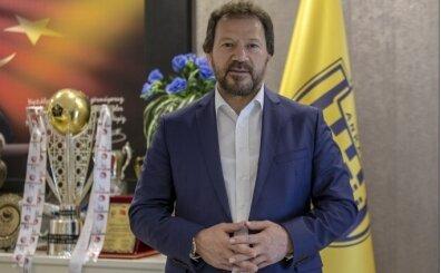 Mehmet Yiğiner'den 'Hırsız başkan' tepkisi