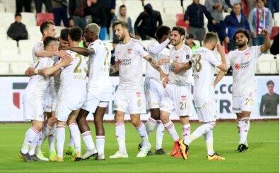 Sivas'da 8 maçlık hasret Galatasaray'la bitti!