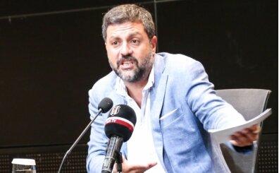 Şafak Mahmutyazıcıoğlu: 'Beşiktaş'ın kanını emiyorlardı, emmesinler dedik'