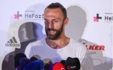 Vedat Muriqi: 'Şampiyonluklar yaşayacağız'
