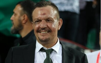 Ali Çetin: 'Galatasaray'a daha çok gol atabilirdik!'