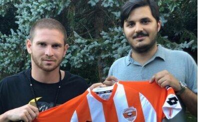 Adanaspor, Giorgi Arabidze'yi kadrosuna kattı