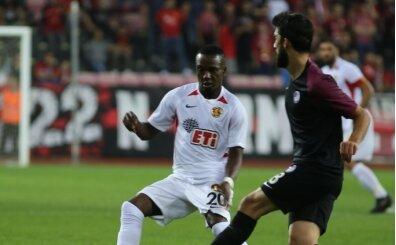 Eskişehirspor 1 puanı son dakikalarda kurtardı!