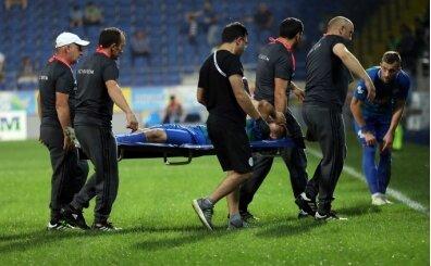 Çaykur Rizespor'da şok sakatlık! Ayağı kırıldı...