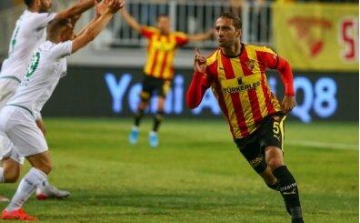 Göztepe'den ilk gol ve ilk galibiyet