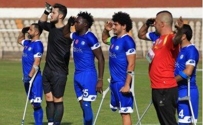 Ampute Futbol Türkiye Kupası, Tokat'ta başladı!