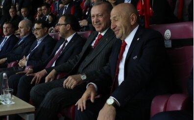 Nihat Özdemir: 'Bu takım başarılı olacaktır'