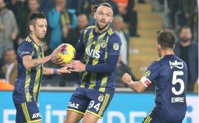 Fenerbahçe'den Kadıköy'de 5 gollü galibiyet